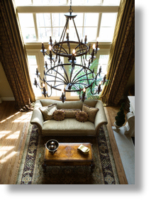 Chandelier Installation | Collin County, TX